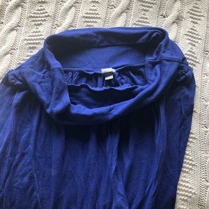 Aerie Royal Blue Harem Pants